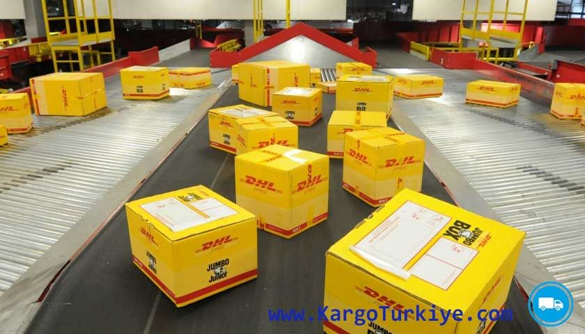DHL is present in over 220 countries and territories