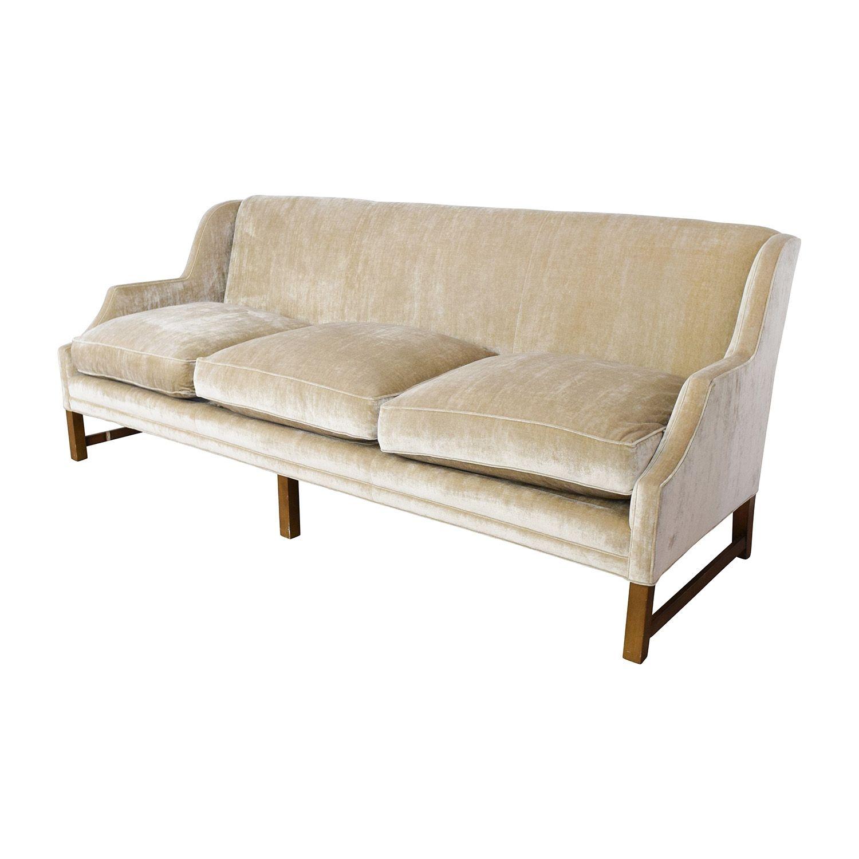 Antique Davenport Sleeper Sofa