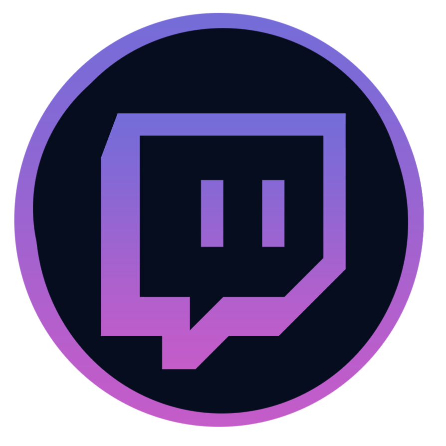 Logo twitch ios version png 1855 Free Transparent PNG