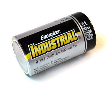 Energizer Industrial D Size En95 Alkaline Battery Energizer Alkaline Battery Alkaline