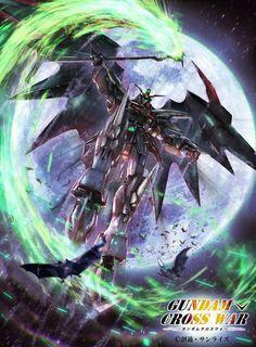 Gundam Deathscythe Hell Wallpaper