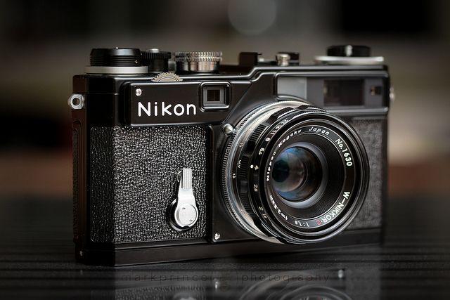 The Nikon SP 2005 Limited Edition Rangefinder by M Prince Photography on…   Nikon camera lenses. Camera nikon. Top nikon cameras