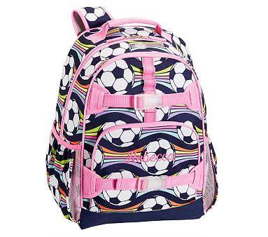 486cee3b727c Mackenzie Rainbow Soccer Backpack