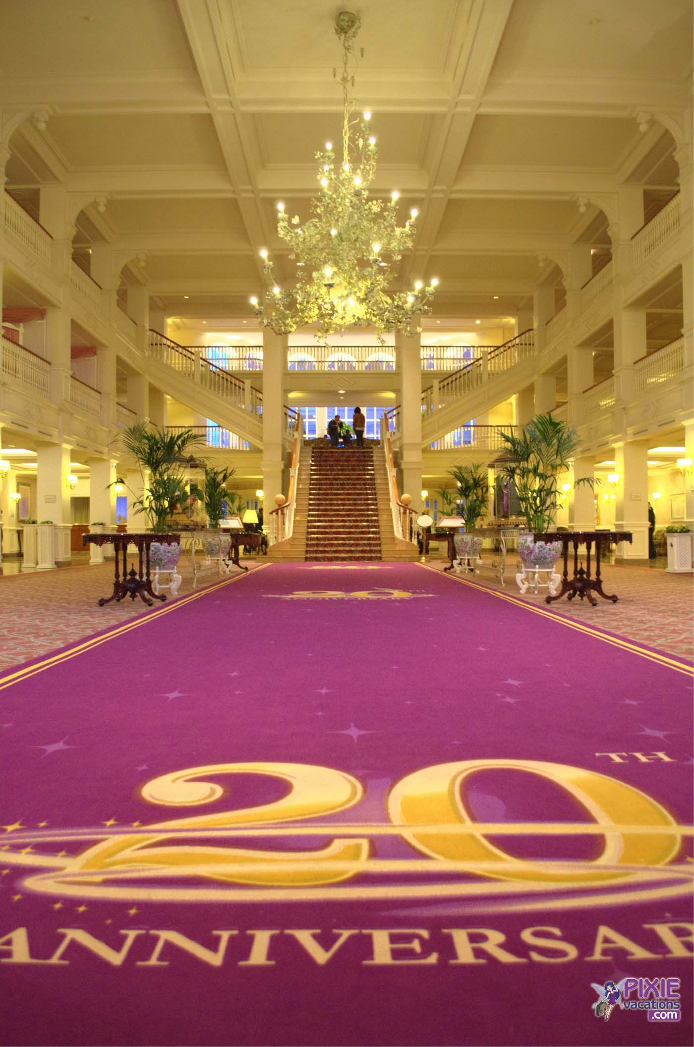 Happy 20th Bday Disneyland Hotel Paris