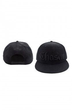 a7821b1a2b5 King Baby - Chosen Hat Black on Black (A80-5028)