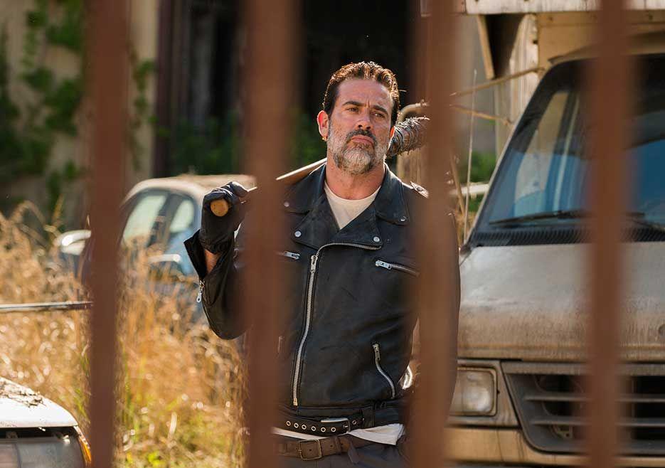 Negan!!- The Walking Dead Season 7 First-Look Photos
