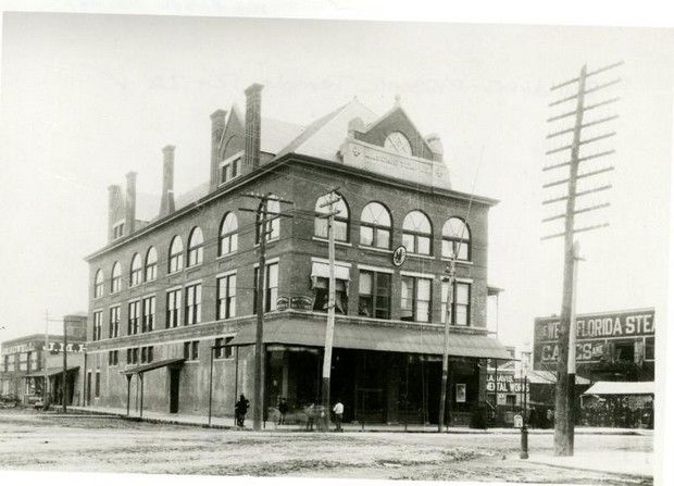 The Masonic Temple Now Vinyl Music Hall 1910 Great