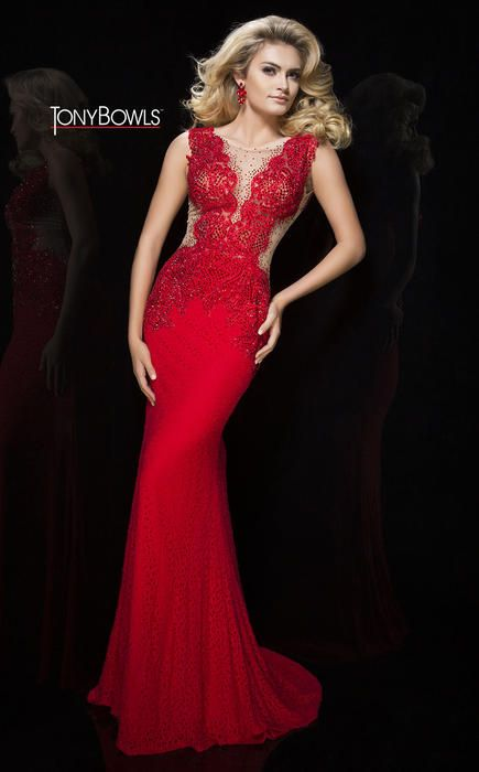 Tony Bowls Collection TB117135 Tony Bowls Evening AFTER FIVE FASHION ...