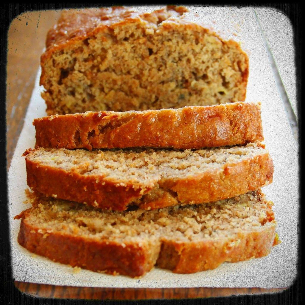 Banana Bread: -3 bananes bien mûres  -3 oeufs de poules -2 cuil à soupe d'huile -3 cui à soupe de lait -140g de farine de riz complet -50g de poudre d'amande -1 sachet de poudre à lever sans gluten - cannelle -120g de sucre four à 180° Mélanger des bananes coupées en rondelles avec le l'huile de noisette et le lait dans un saladier/Mélanger beurre et sucre dans un autre saladier, puis incorporage progressif de tous les autres trucmuches en terminant par le mélange bananes-lait/40 minutes à…