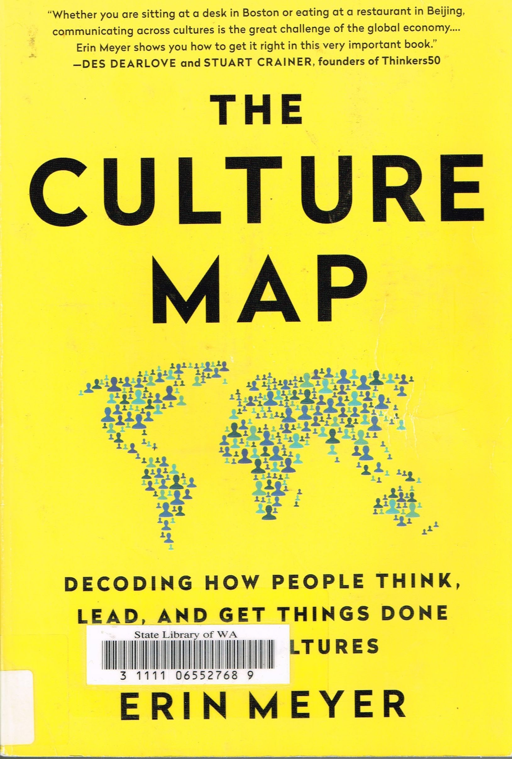 The Culture Map (2014) By Erin Meyer Really Fascinating And
