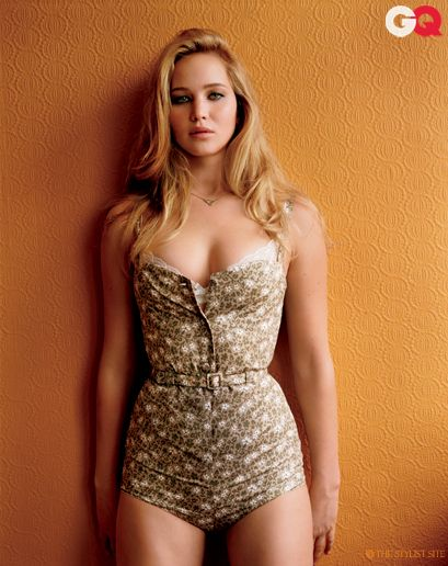 Hot nude lawrence jennifer Jennifer Lawrence