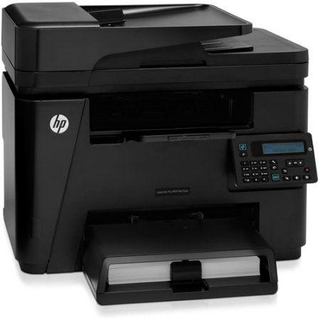 Hewlett Packard Laserjet Pro M225dn Monochrome Printer With Scanner Copier And Fax Cf484a Bgj Printer Scanner Printer Multifunction Printer