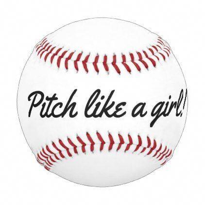 Pitch Like a Girl