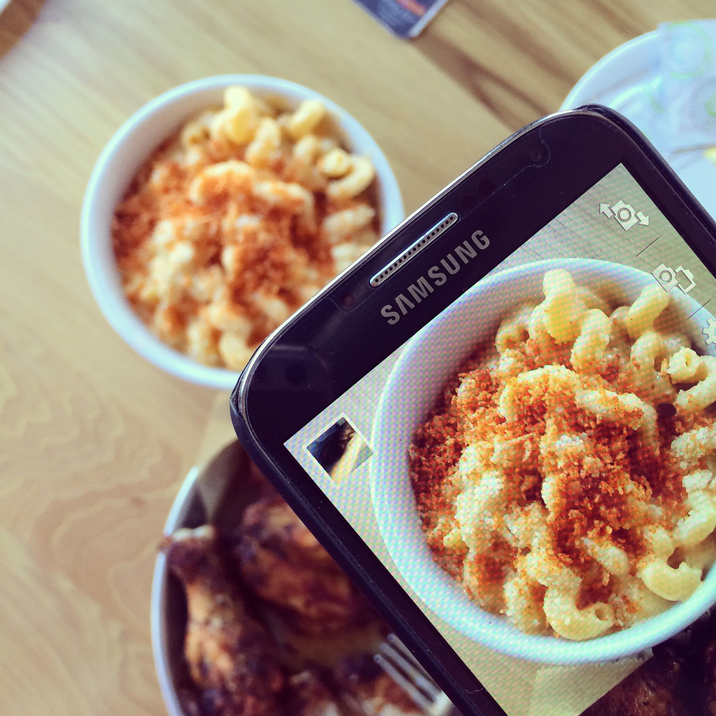 #burgerbar has the BEST Mac and cheese. #macandcheese