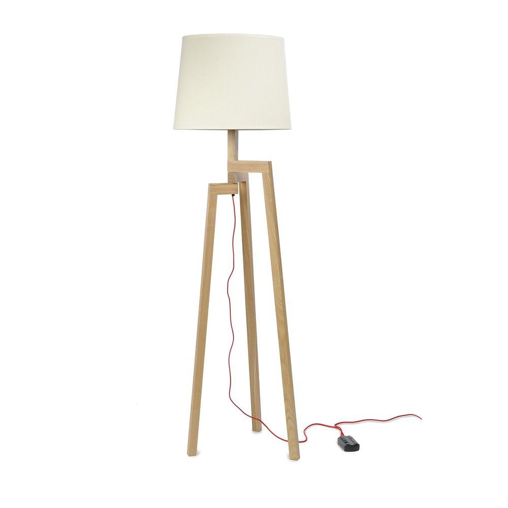 Woodline Vloerlamp Vloerlamp Tripod Lamp Lighting Home