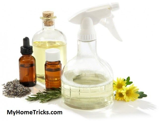 make your own natural home fragrance