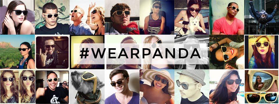 #WearPanda | Panda Sunglasses