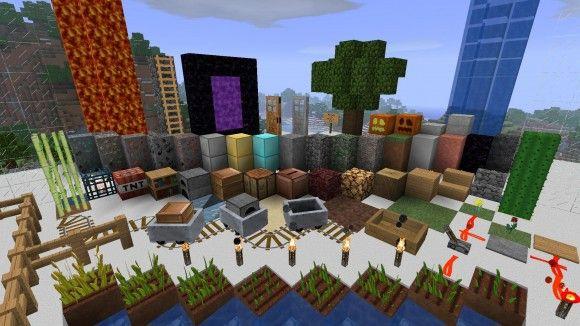 Minecraft Enchanted Texture Pack 1 7 10 | Minecraft Texture