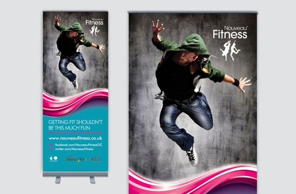 pull up banner design inspiration - Google Search   Pull up banners ...