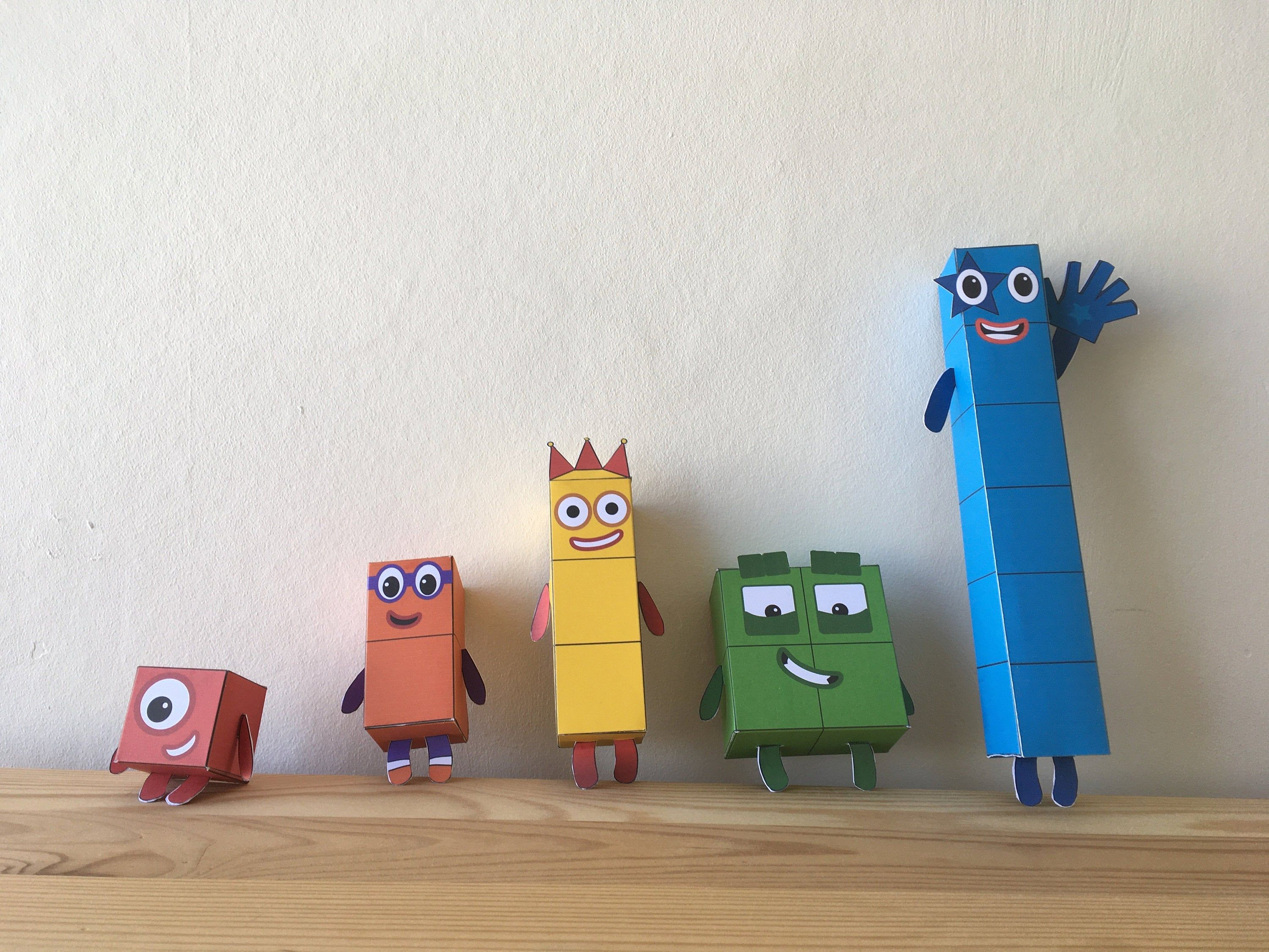 Pin On Paper Toys