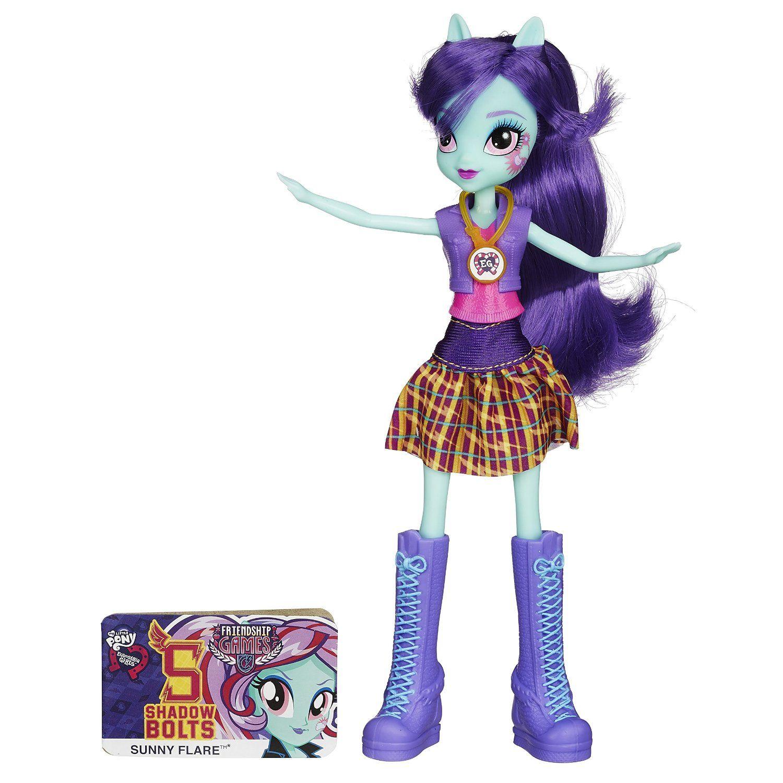 My Little Pony Кукла Sunny Flare Sporty Style