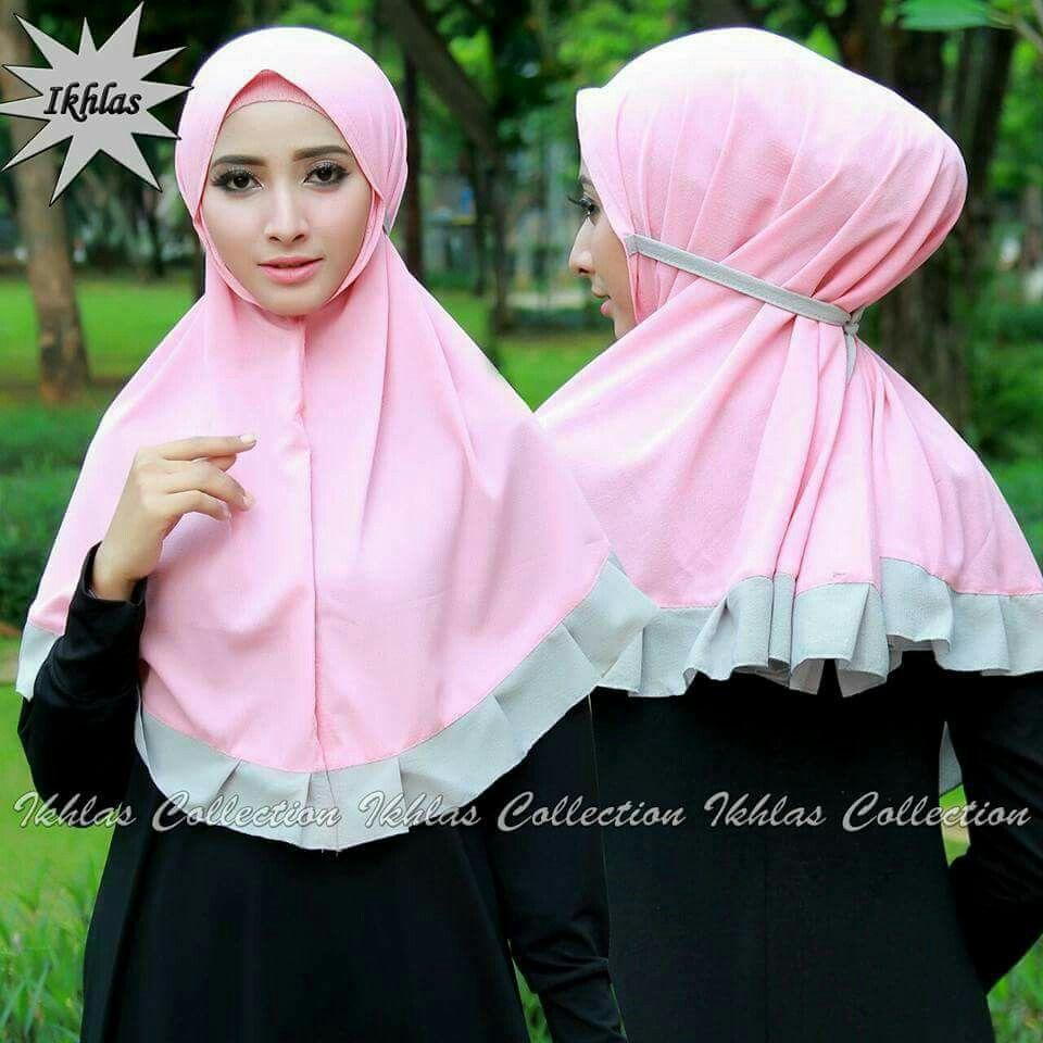 Jilbab Hijab Kerudung Anak