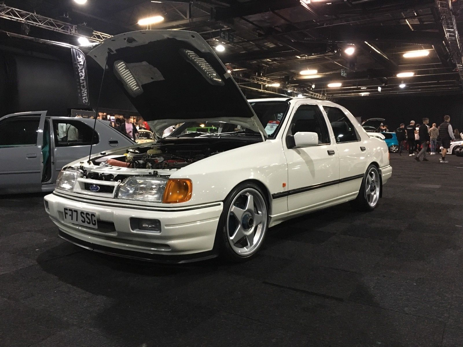 This Ford Sierra Sapphire Rs Cosworth Is For Sale Ford Sierra