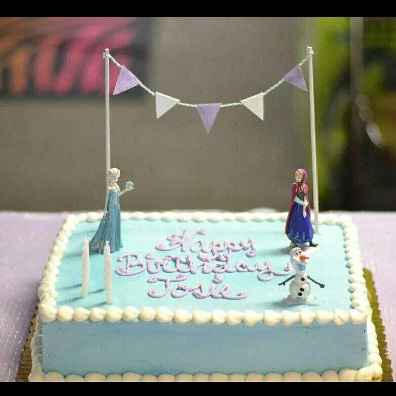 My daughters birthday cakepublix made the cakei