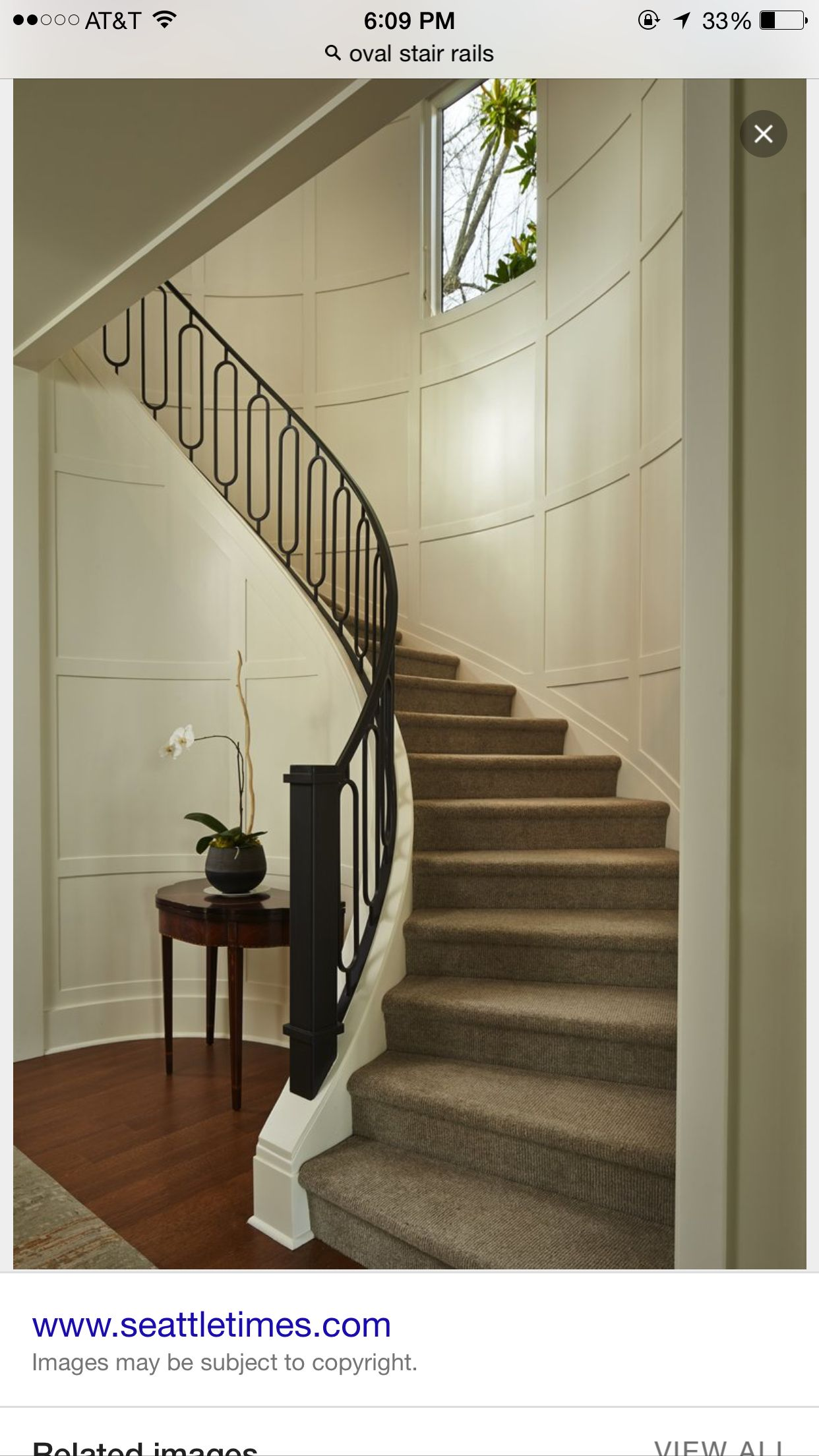 Best The Look Oval Balusters Stairs Design Staircase Design 400 x 300