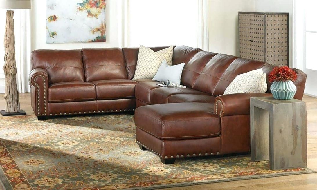 Image Result For Large Leather Sectional With Recliners With