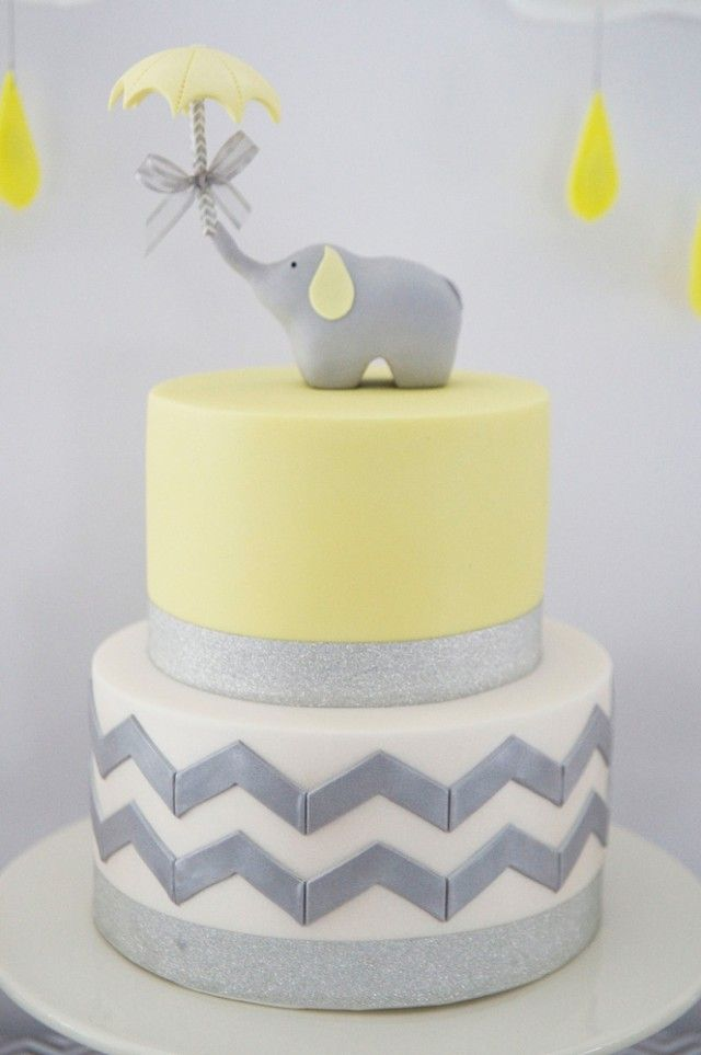 yellow and grey elephant party | Party ideas | Pinterest | Grey ...