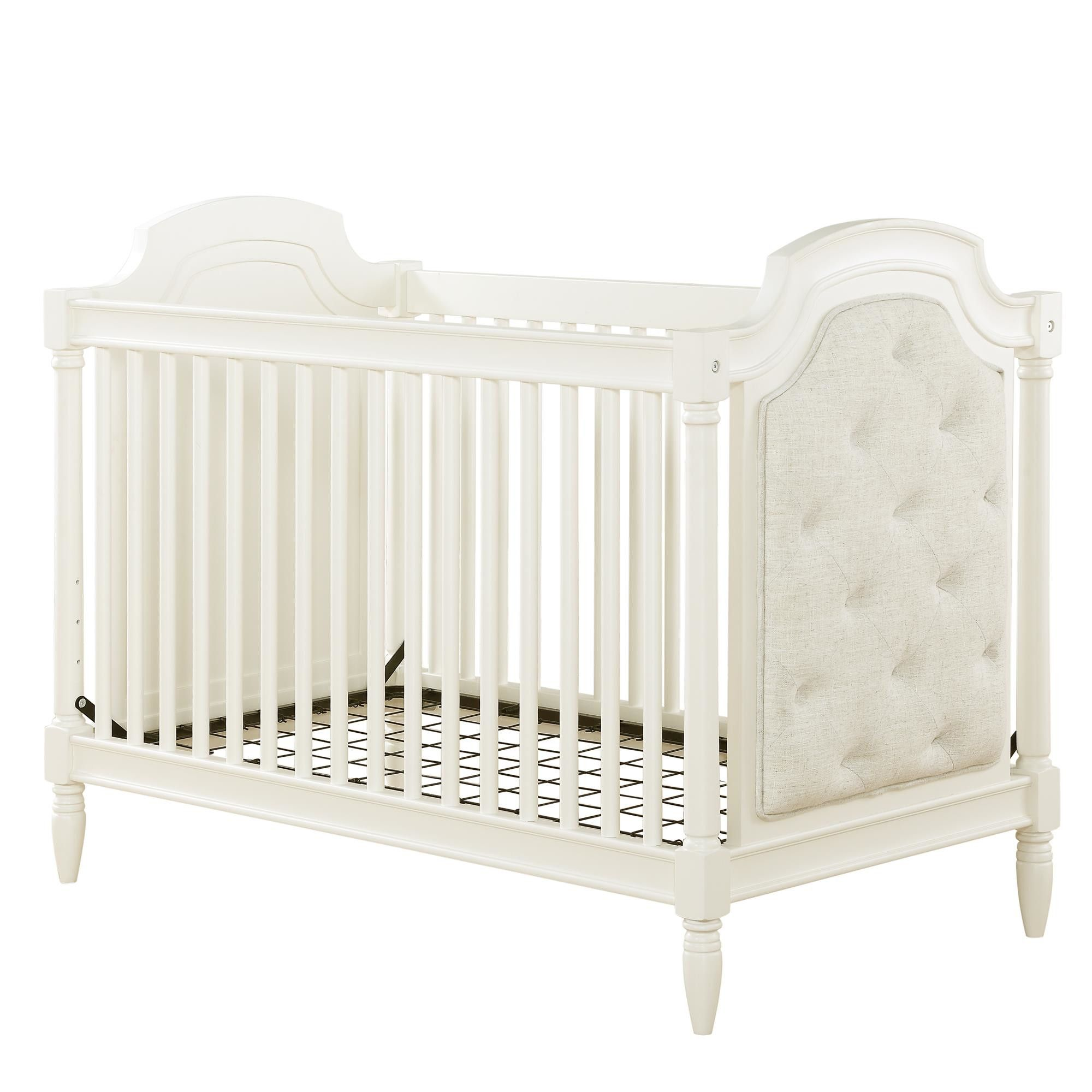 Jameson panel crib for sale - Josie Upholstered 2 In 1 Convertible Crib