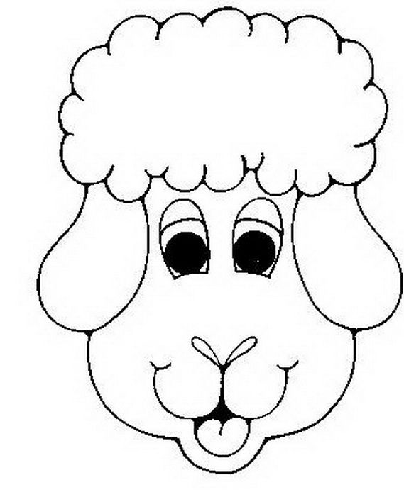 Eid Coloring Page For Kids Lion Lamb Coloring Pages Coloring