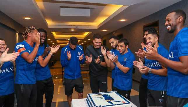 اللقاء الأخير بين إدواردو و الهلال السعودى للمرة الأولى بعد انتقاله الى شباب الأهلى الإماراتى Champions League Champion League