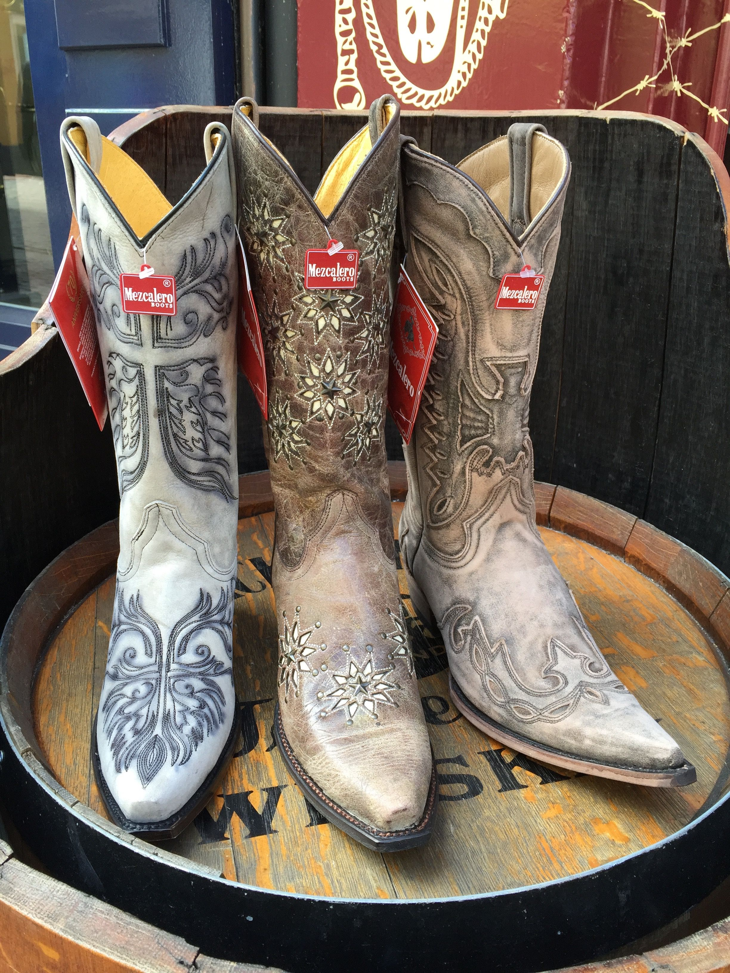 Mezcalero Boots Collectie Silverado Nl Boots Cowboy Boots Mens Fashion
