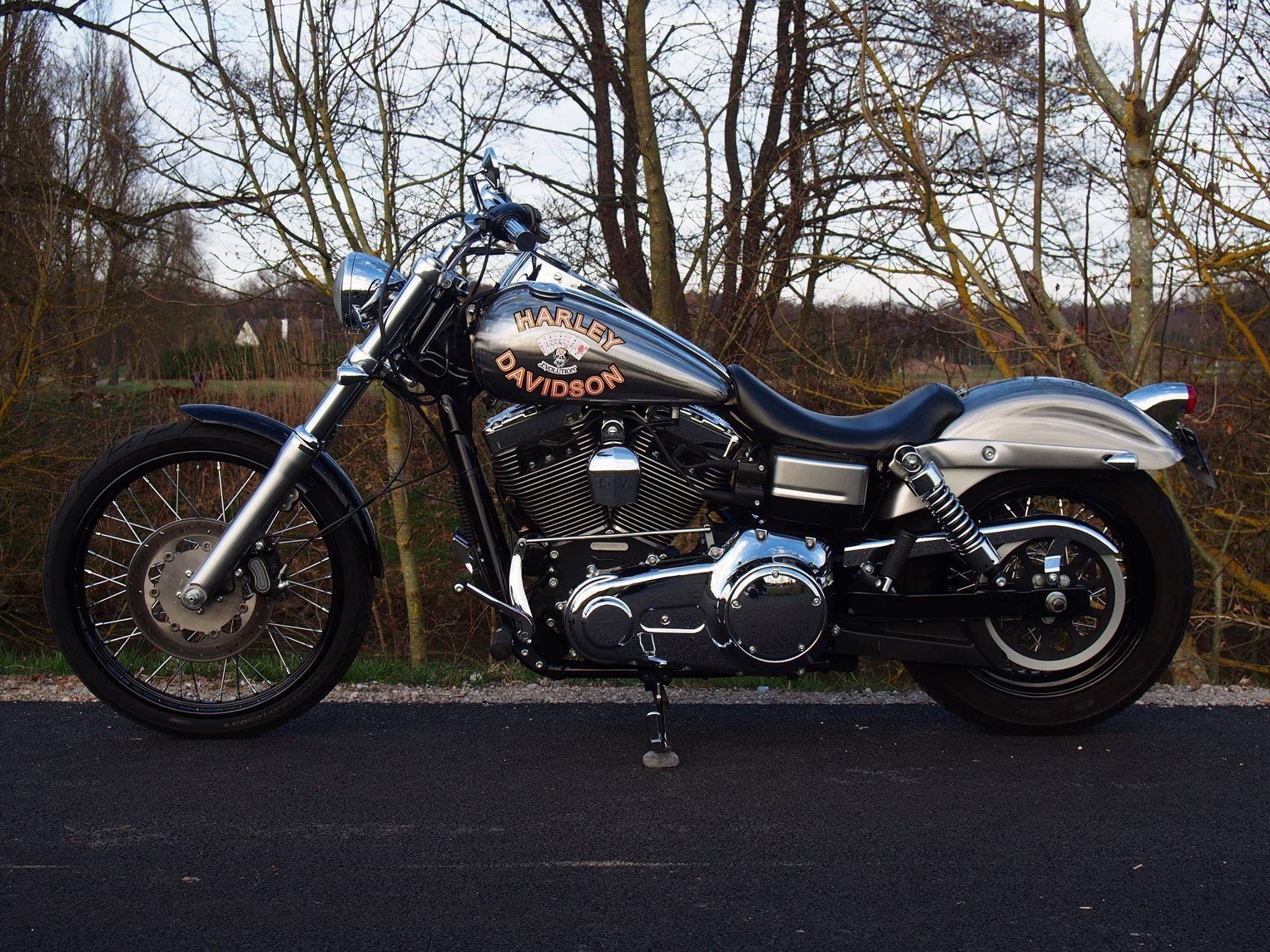 Wide Glide Harley Davidson And The Marlboro Man Replica Harley Davidson Dyna Harley Bikes Harley Davidson Motorcycles