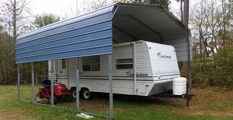 Rv Roof Ideas Portable carport, Carports for sale