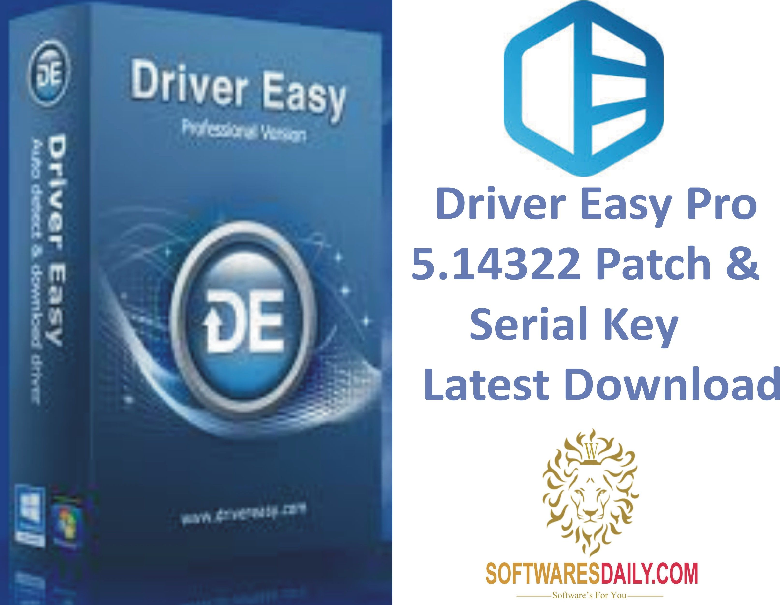 driver easy pro 5 14322 patch serial key latest downloaddriver easy pro 5 14322 patch