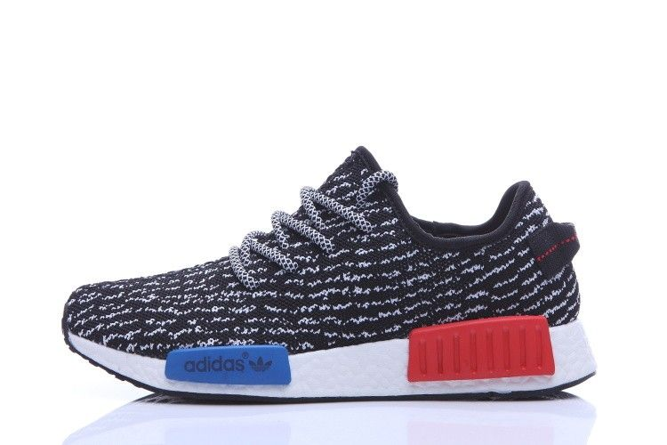 Men's Adidas NMD Runner X Yeezy Boost 350 Shoes GreyOlive