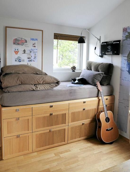 Erkunde Bett, Kleine Häuser Und Noch Mehr!