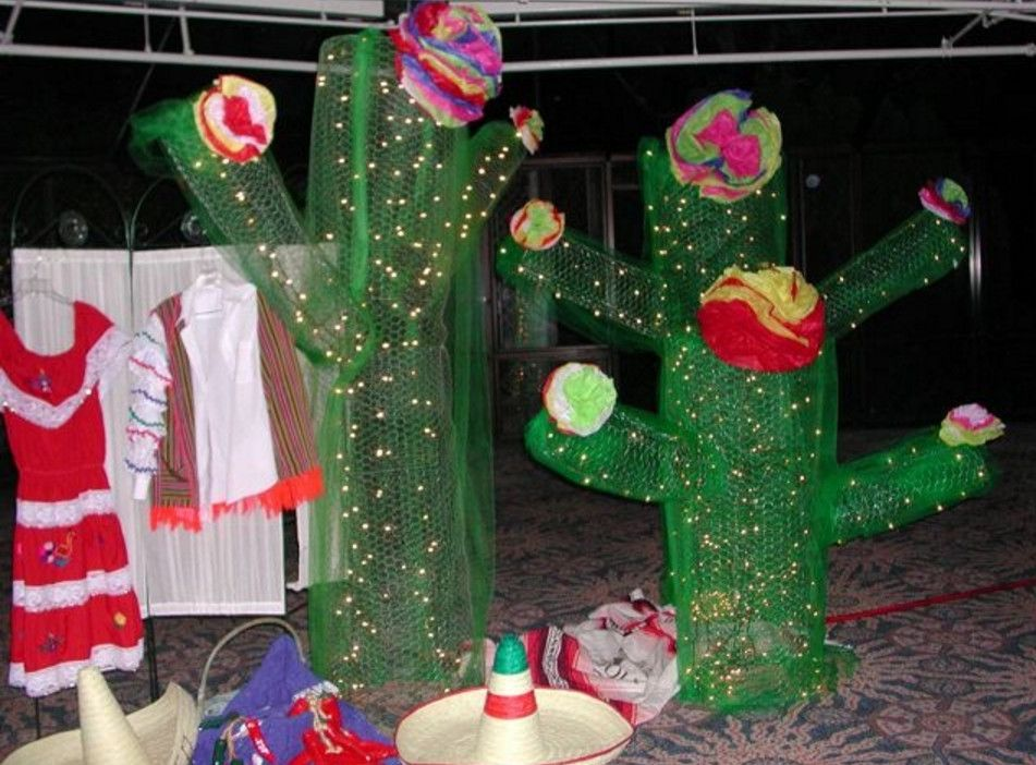 Wonderful Mexican Christmas Party Ideas Part - 9: Mexican Party Decorations