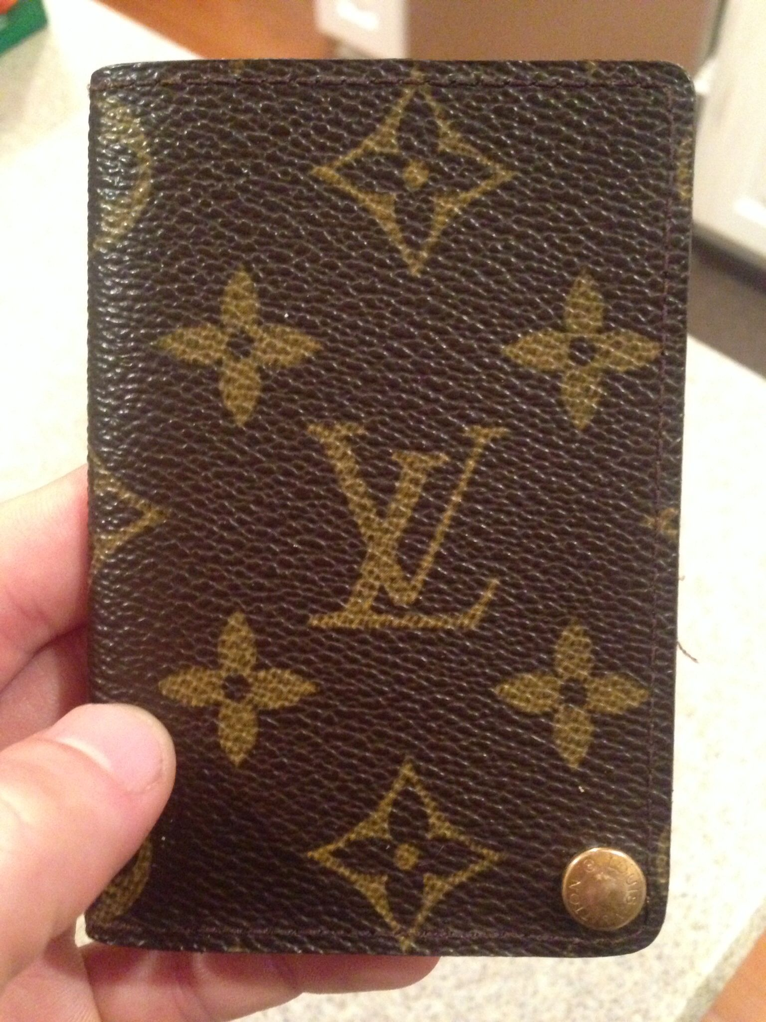 2003 credit card/business card holder | Our Louis Vuitton Collection ...