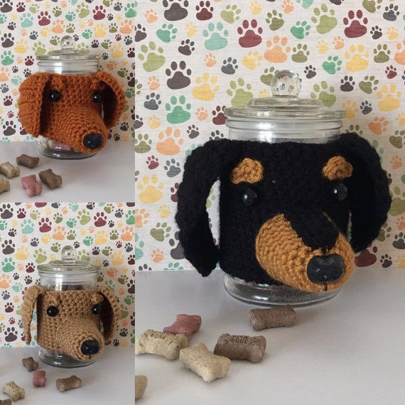 Nice Dachshund Treat Jar   Mini Dachshund Gifts   Sausage Dog Gifts   Wiener Dog  Gifts