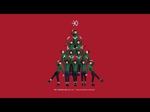 """Christmas Day"" Piano cover 피아노 커버 - EXO 엑소 - YouTube"