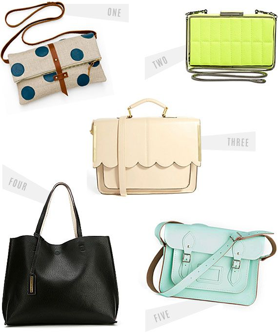 all the pretty purses