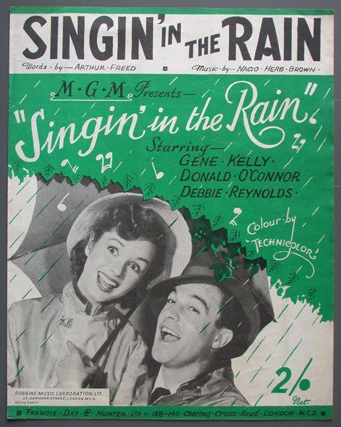 Singin' in the rain - The Bill Douglas Cinema Museum