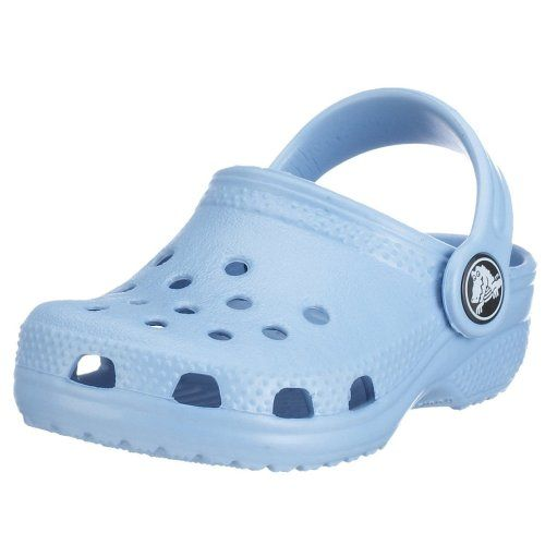 Crocband II.5 Clog, Mixte Adulte Sabots, Gris (Light Grey/Electric Blue), 46-47 EUCrocs