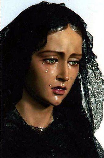 Nuestra Señora del Rosario. Hermandad de San Pablo. Sevilla