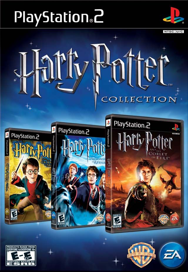 Harry Potter Collection Playstation 2 Harry Potter