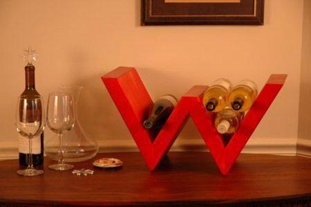 15 Most Creative Wine Racks Oddee Unusual Winecooler